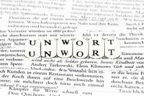 """""""Unwort des Jahres"""" – Aktion mit negativer Bilanz"""