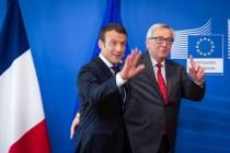 Die Wasserträger der Pariser Politik, nun von Macron