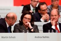 Vor der GroKo: Weine nicht, kleine SPD