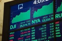 Wall Street auf Alltime High, Facebook verliert
