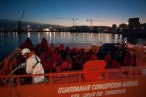 Schleuserbanden haben Spanien ganz oben auf der Agenda
