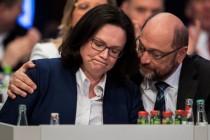 SPD schleppt sich geschwächt in Koalitionsverhandlung