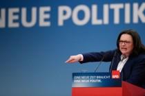 Die SPD und das Nahles-Problem. Ausstrahlung verzweifelt gesucht.