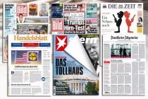 """Zeitungsauflagen: Fortsetzungsroman """"Auflagen-Schwund"""""""