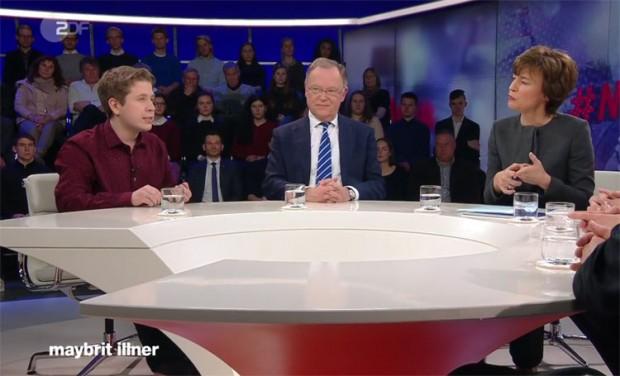 Juso-Chef Kühnert erhöht Druck auf SPD-Spitze