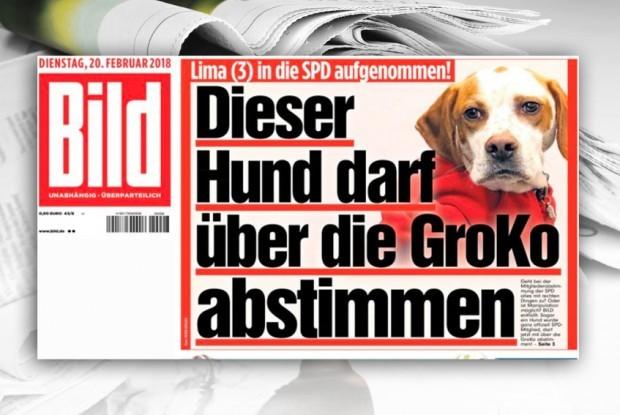 SPD beschwert sich beim Deutschen Presserat