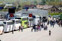 Nun also doch: Massive illegale Zuwanderung per Fernbus