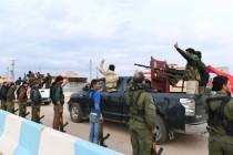 Syrien: der Krieg geht in die nächste Runde