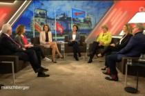 Maischberger: SPD und CDU werden Einheitspartei