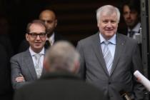 An Seehofer und Dobrindt kann Merkel sich die Zähne ausbeißen