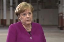 """Merkel: """"Solche Räume gibt es, und man muss etwas dagegen tun."""" Man?"""