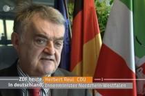 """NRW-Innenminister Reul: """"Man muss Menschen nicht unbedingt nah an sich ranlassen"""""""