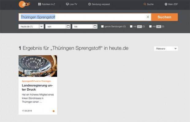 Thüringen: Ramelow nach Sprengstofffund unter Druck