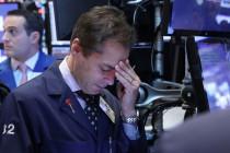 Die US-Börsen litten zu Wochenschluss unter Gewinnmitnahmen