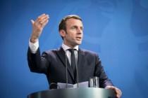 Die Sirenenklänge des Monsieur Macron
