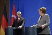 Merkel wollte durch ihren EU-Türkei-Deal die Schließung der Balkanroute verhindern. Das gelang ihr nicht.