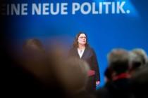Die SPD stolpert in ihre nächste Erneuerung