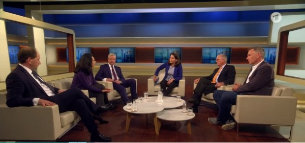 Anne Will: Angriffe des Westens auf Syrien - wie gefährlich ist die Konfrontation mit Russland?