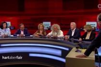 Hart aber Fair: Der Kampf der 68er um sich