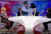 """Maybrit Illner brisant: """"Aus Sicherheitsgründen haben wir dieses Interview aufgezeichnet"""""""