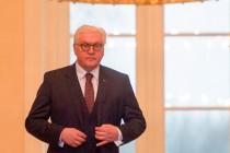Steinmeiers neue Bundesverdienstkreuze
