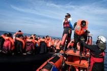 Befeuert von Push- und Pull: Zuwanderung über zentrale Mittelmeerroute
