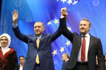 Erdogan ruft in Sarajevo zur Eroberung der deutschen Parlamente auf