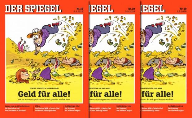 Spiegel nr 19 2018 kalaschnikow oder bedingungsloses for Spiegel 05 2018