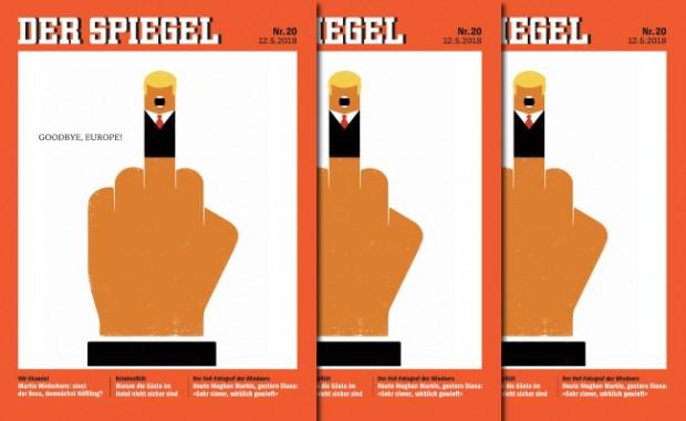 Der spiegel nr 18 goodbye europe for Spiegel 05 2018