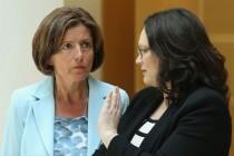 SPD: Ein Umfrage-Alarm nach dem anderen