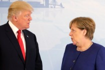 Trump gegen Merkel 1:0