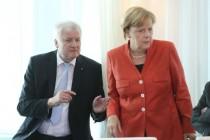 Horst Seehofer: Ein Wattestäbchen?