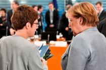 Die Eskalation und (k)ein Brandbrief – AKK, Merkel und Seehofer in Konfrontation