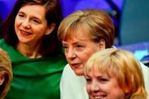 Merkels letzte Freunde