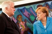 Die CSU im EU-Parlament stets auf Merkelkurs