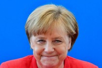 Merkel auf Einkaufstour