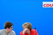 Merkel auf dem Weg nach Waterloo