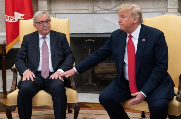 Trump schlägt EU Verzicht auf alle Zölle und Handelsbarrieren vor