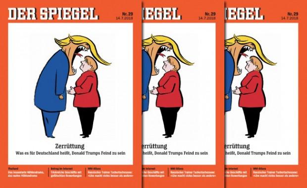 Der spiegel nr 29 zerr ttung for Spiegel 29 2018