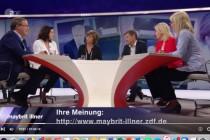 Bei Illner: Das war keine Talkshow,  das war ein Tribunal!