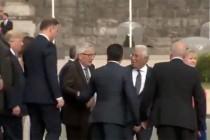 Junckers Rücken-Gate und der Zustand der EU