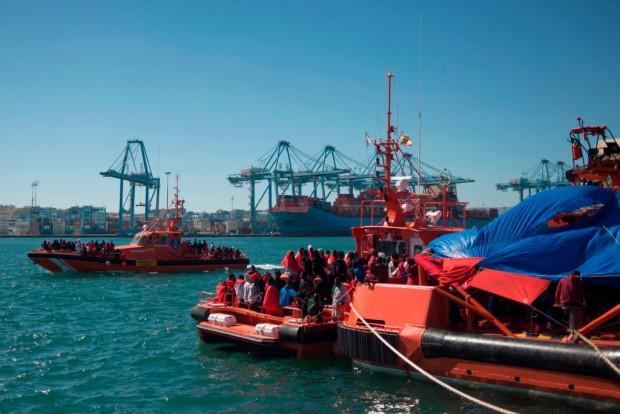 Rücknahme von Flüchtlingen: Deutschland einigt sich mit Spanien auf Migrationsabkommen