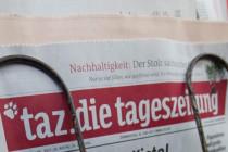 """Die Tageszeitung """"taz"""" gibt auf: Ende der Printausgabe angekündigt"""