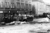 """Am 20. August 1968 walzten russische Panzer den """"Prager Frühling"""" platt"""