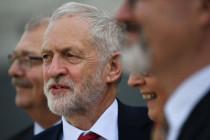 Der englische Sozialist Corbyn und der Kranz der Geschmacklosigkeit