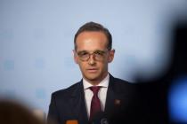 """Marine-Operation """"Sophia"""": Heiko Maas riskiert steigende Zuwanderung"""