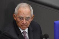 """Wolfgang Schäuble will keine Hoffnung """"schüren"""""""