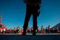 An Spaniens Küsten kamen 2018 fast 53.000 Einwanderer illegal an
