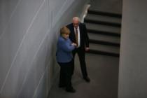 Merkels Knappe Kauder fällt nicht