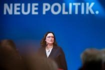 SPD und CDU geben sich selbst Note sechs, die Wähler auch